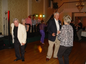 Dancing The Night Away~  Joey,Pam,David,Linda