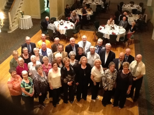 AHS Class of 1959  54th Reunion Dinner  September 28, 2013